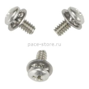 PACE 1405-0395-P3. Винты для фиксации нагревательного элемента для SX-100, SX-90, SX-80 (3 шт)