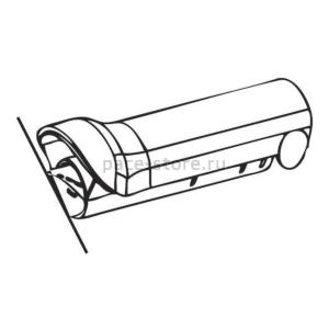 PACE 1119-0141-P1. Крышка корпуса для SX-100, SX-90, SX-80