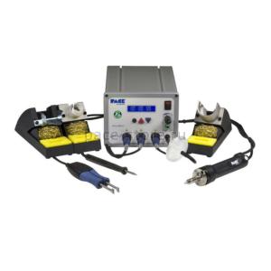 PACE 8007-0455. Ремонтная станция MBT-350 с вакуумным паяльником SX-100, паяльником TD-100 и термопинцетом MT-100