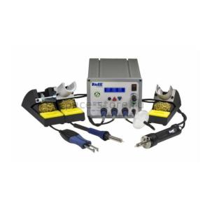 PACE 8007-0552. Ремонтная станция MBT-350 с вакуумным паяльником SX-100, паяльником PS-90 и термопинцетом MT-100